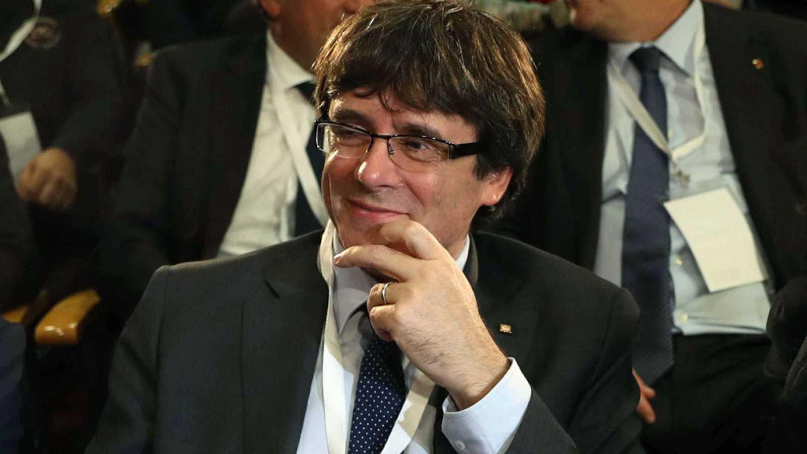 Puigdemont amenaza con votar la declaración de independencia si el Gobierno no acepta dialogar