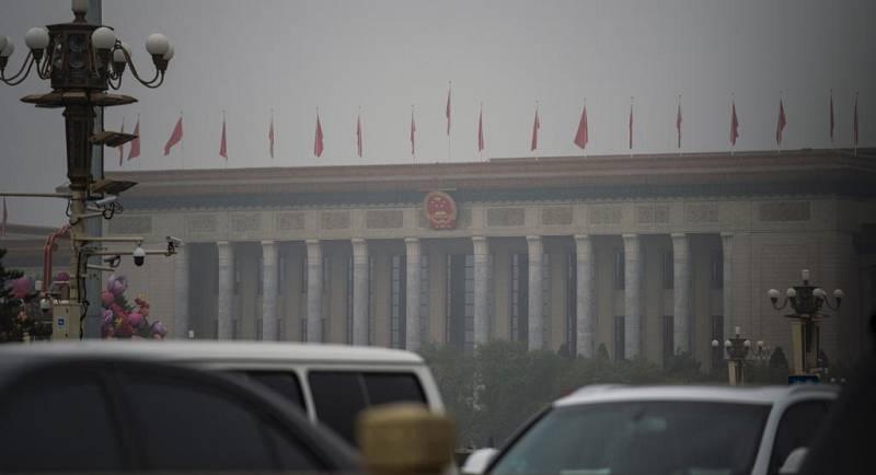 El Partido Comunista Chino elige a puerta cerrada a su cúpula