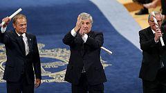 """Los líderes de la UE hacen un llamamiento a """"respetar el Estado de Derecho"""""""