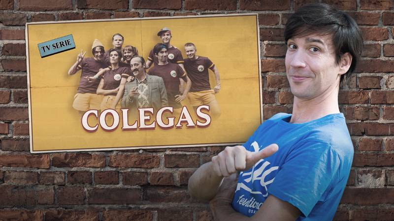 Colegas - Primer teaser: Fernandisco anuncia la vuelta de Colegas