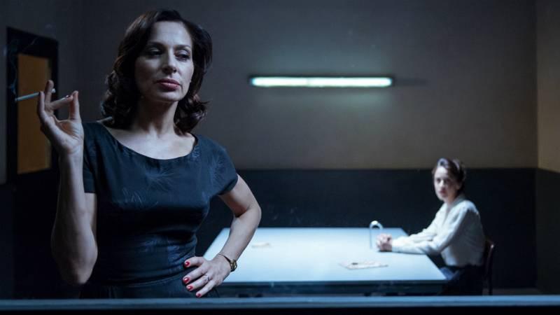 El Ministerio del Tiempo - Lola Mendieta se enfrenta cara a cara consigo misma