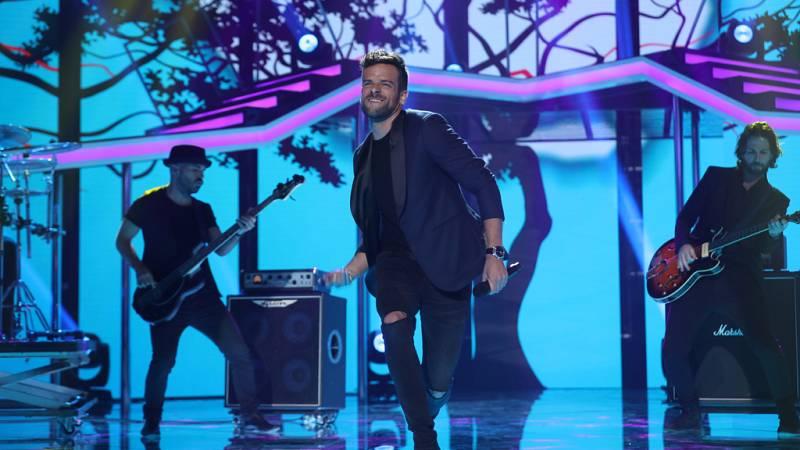 Operación Triunfo - Ricky canta 'Adventure of lifetime' en la gala 0 de Operación Triunfo