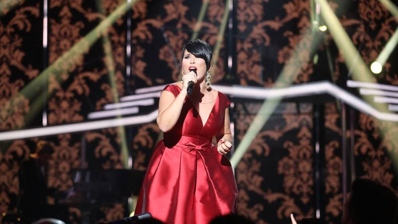 Rosa canta 'Ahora sé quién soy' en la gala 0 de Operación Triunfo