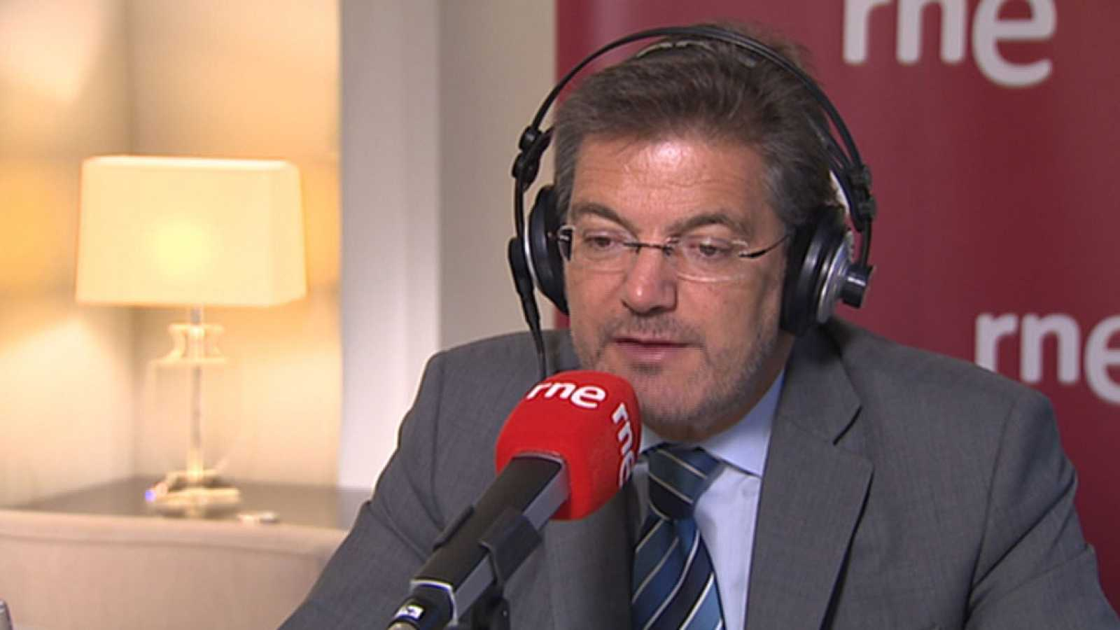 Catalá avisa a Puigdemont de que solo convocando elecciones no evitará la aplicación del 155