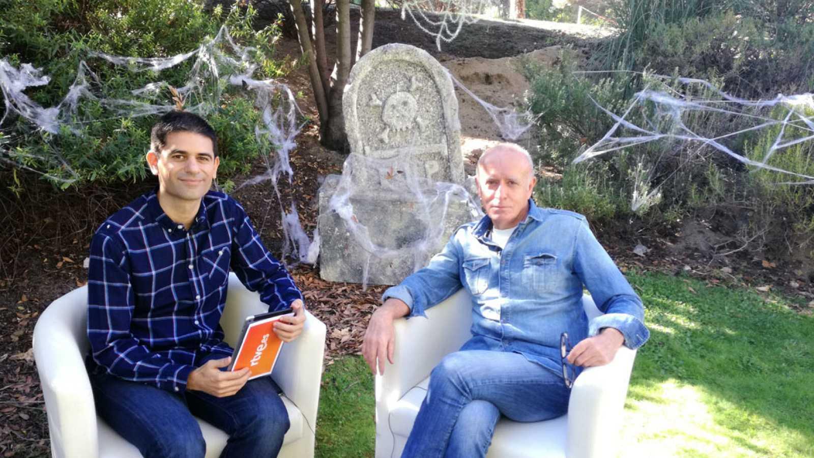 Espacio en blanco - Videoencuentro con Miguel Blanco - 26/10/17 - Ver ahora