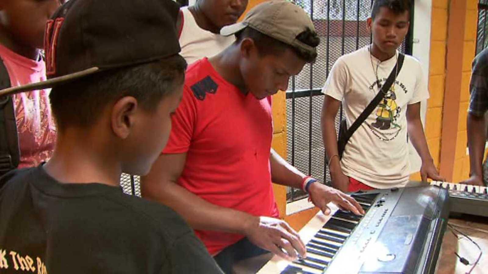 Pueblo de Dios - Honduras, caminos de misión - ver ahora