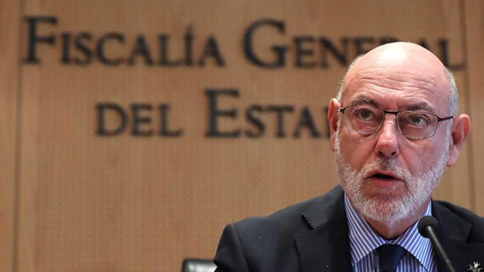 La Fiscalía se querella por rebelión, sedición y malversación contra Puigdemont, el Govern, Forcadell y la Mesa del Parlament
