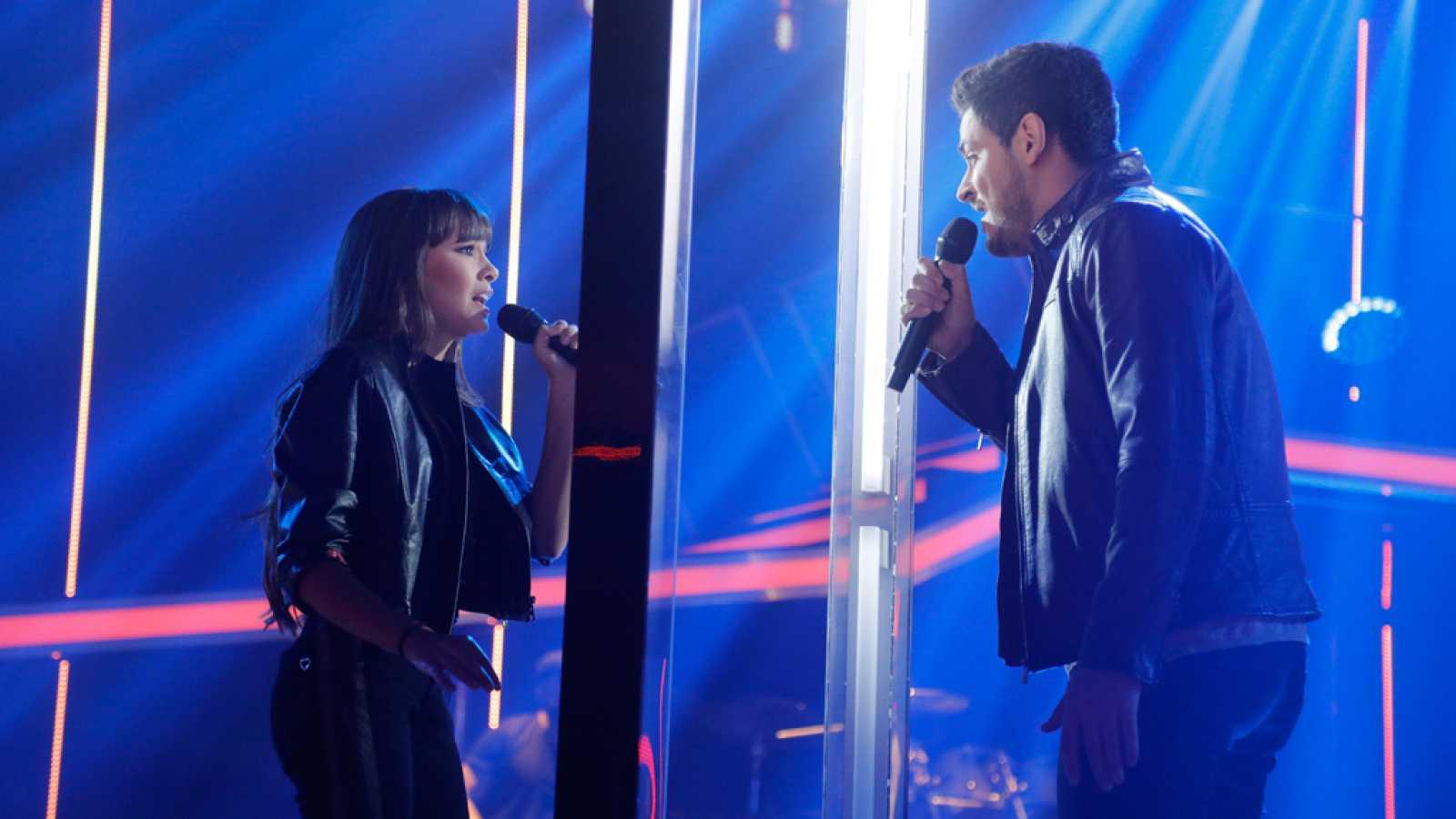 Operación Triunfo - Cepeda y Aitana cantan 'No puedo vivir sin ti' en la gala 1 de OT