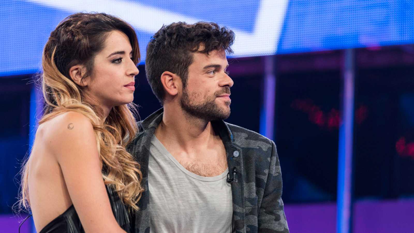 Operación Triunfo - Mimi y Ricky, los primeros nominados de OT 2017