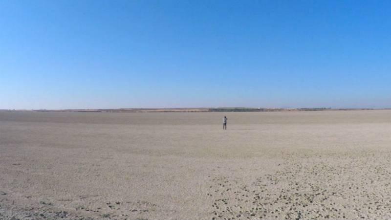 Luismi y la sequía