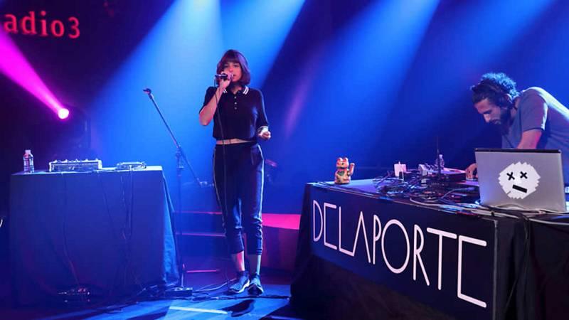 Los conciertos de Radio 3 - Delaporte - ver ahora
