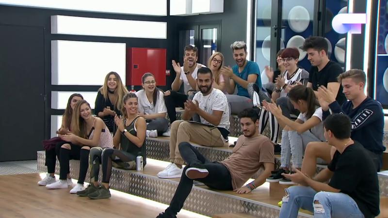 Operación Triunfo - Cepeda cantará con Morat 'Yo contigo, tú conmigo' en la Gala 2