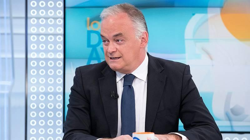 "González Pons: ""Ningún institución belga ha recibido a Puigdemont ni lo va a recibir"""