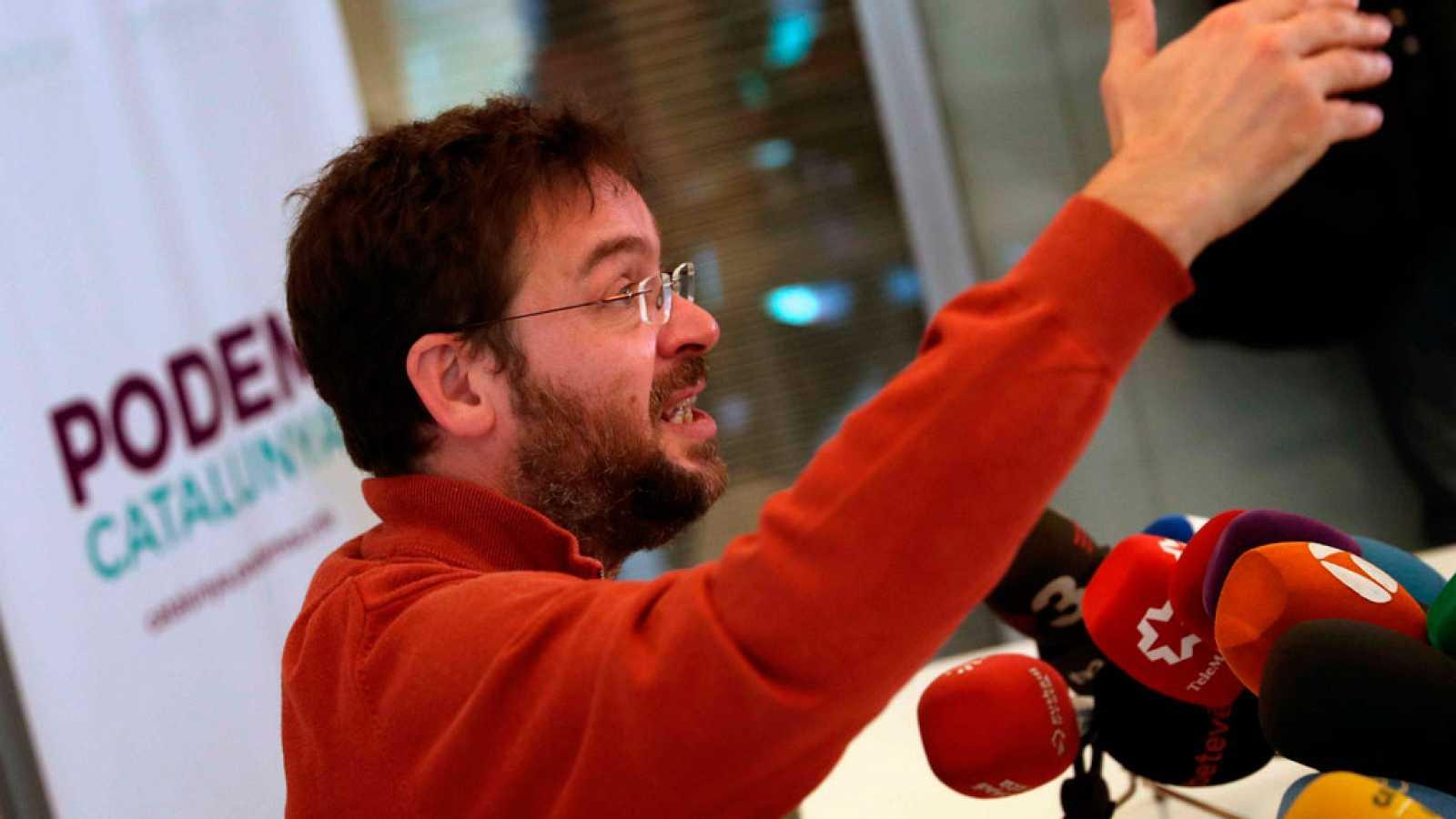 Dimite Albano Dante Fachín, líder de Podem