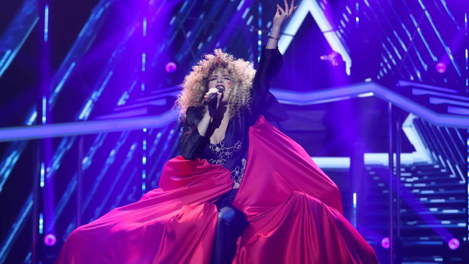 Operación Triunfo - Mimi canta 'A-Yo' en la gala 2