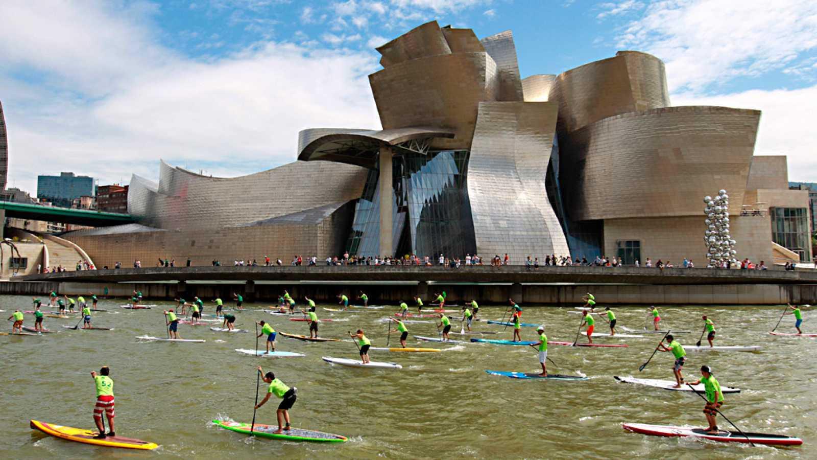 Bilbao es elegida la mejor ciudad europea para el año 2018