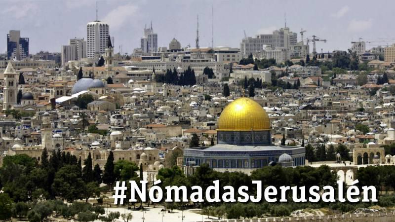 Las cuñas de RNE - Avance en vídeo de 'Nómadas' en Jerusalén