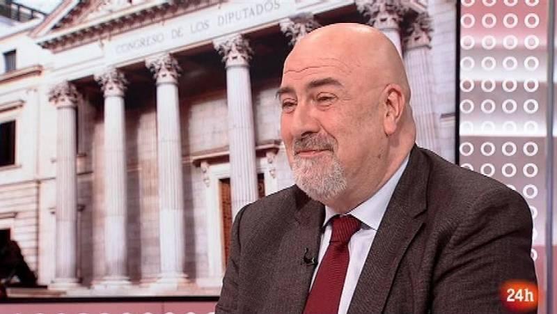 Parlamento - La entrevista - Transparencia: Fco Javier Amorós - 11/11/2017