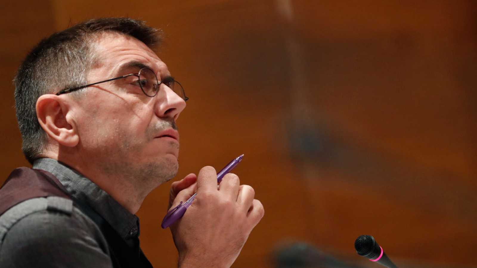 Un exsocio de Iglesias acusa a Podemos de cobrar dinero de Irán y de Venezuela