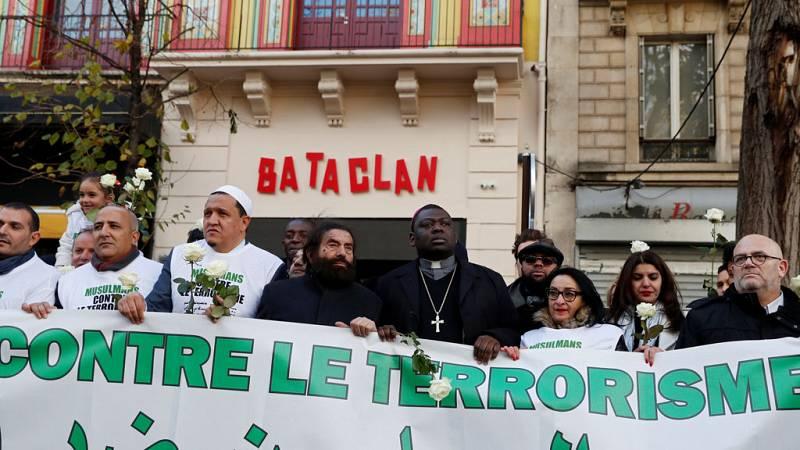Segundo aniversario de los atentados de París