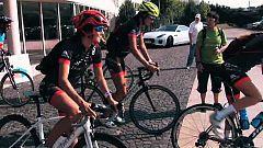 Mujer y deporte - Triatlón: Programa 2