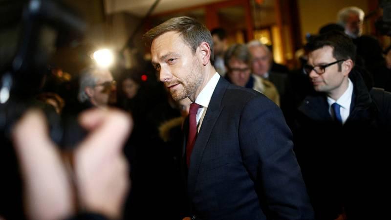 Los liberales rompen las negociaciones para formar gobierno en Alemania