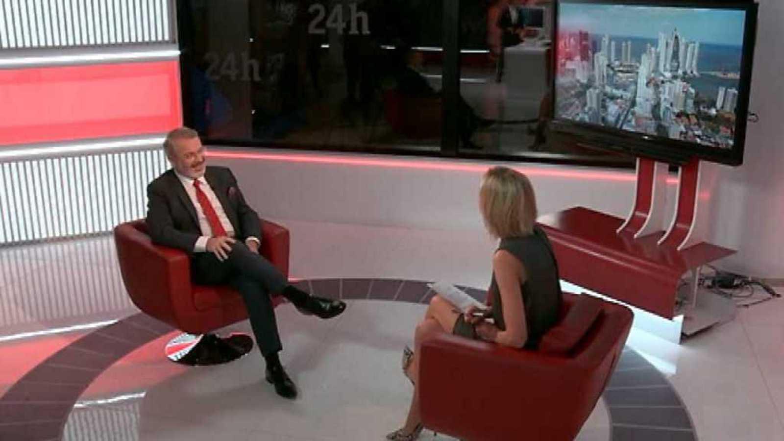 La tarde en 24 horas - Entrevista - 20/11/17 - ver ahora