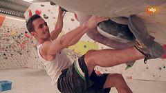 Jóvenes y deporte - Escalada 'Javier Cano y Alberto Ginés'