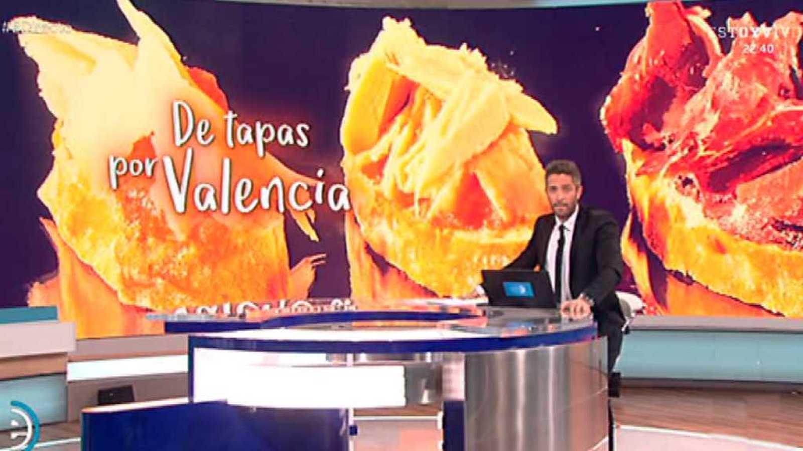 España Directo - 23/11/17 - ver ahora