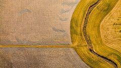 El documental - Huellas terrestres vistas desde el cielo: Land Art, arte misterioso y efímero