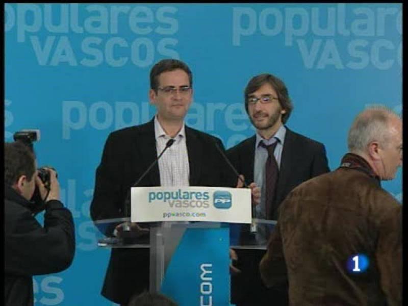 Antonio Basagoiti afirma que el PP ha ganado a las encuestas