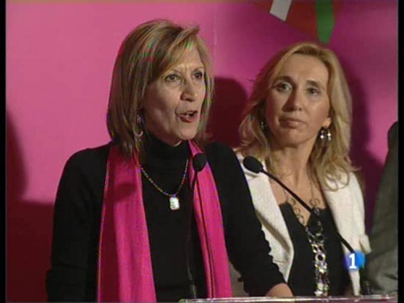 UPyD obtiene un escaño en Euskadi