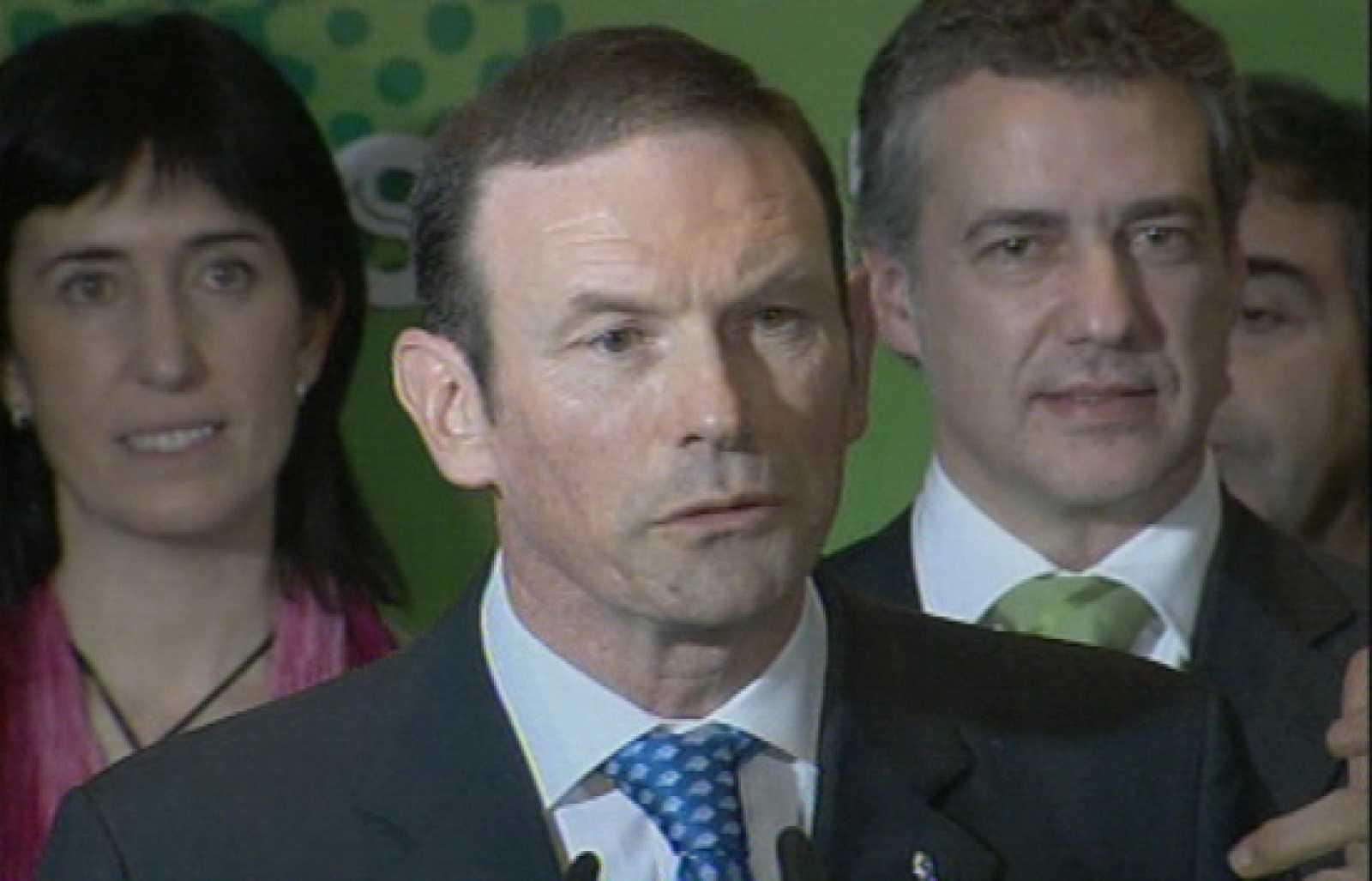 Juan José Ibarrtexe vence y convence en Euskadi aunque tendrá dificil formar gobierno