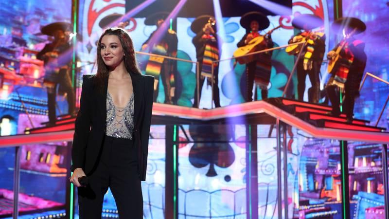 Operación Triunfo - Ana Guerra canta 'La Bikina' en la Gala 5 de OT
