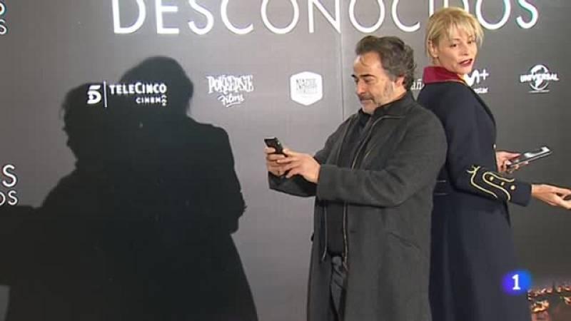 Pre-estreno, en Madrid, de la última película de Alex de la Iglesia