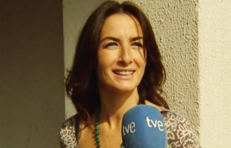 La actriz Belén López nos cuenta cómo es Bea