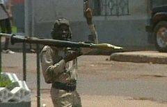 Golpe de Estado en Guinea-Bissau en 1999