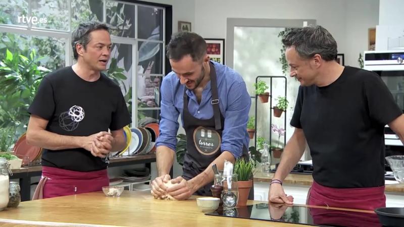 Torres en la cocina - Jordi Morera nos enseña a preparar un pan especial con masa madre