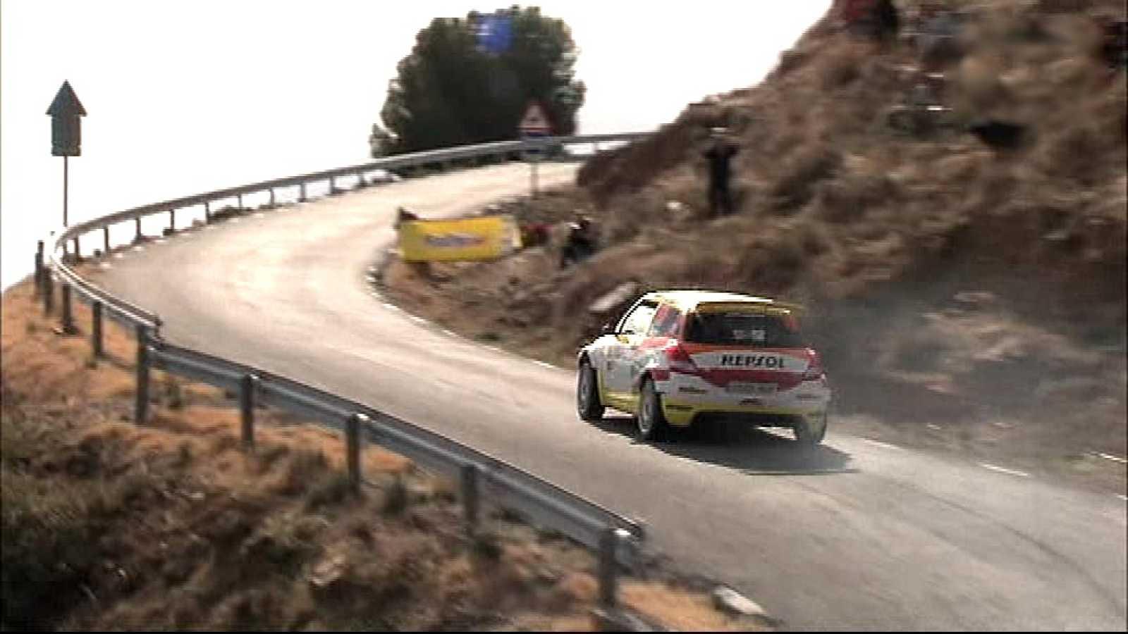 Automovilismo - Campeonato de España de Rallyes de Asfalto. 'Rally de Madrid'