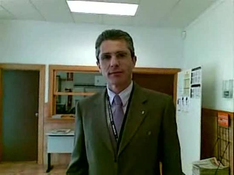 Pablo Blesa, Vicerrector de Relaciones Internacionales de la Universidad Católica San Antonio de Murcia (UCAM), expone brevemente las ventajas e inconvenientes que a su parecer posee el Plan Bolonia.
