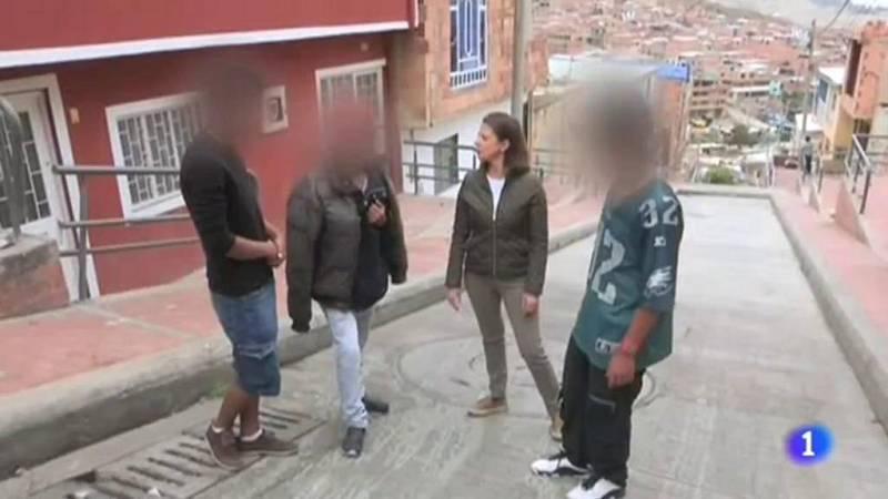 En Colombia las mafias organizadas captan a menores para cometer crímenes
