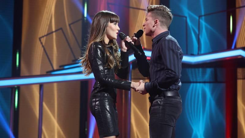Operación Triunfo - Aitana y Raoul cantan juntos en la Gala 6 de OT 'Let me love you'