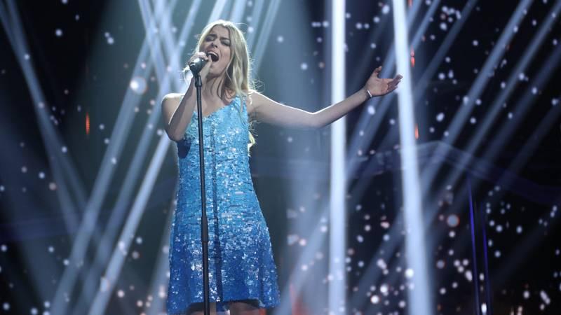 Operación Triunfo - Nerea canta 'Quédate conmigo' en la Gala 6 de OT