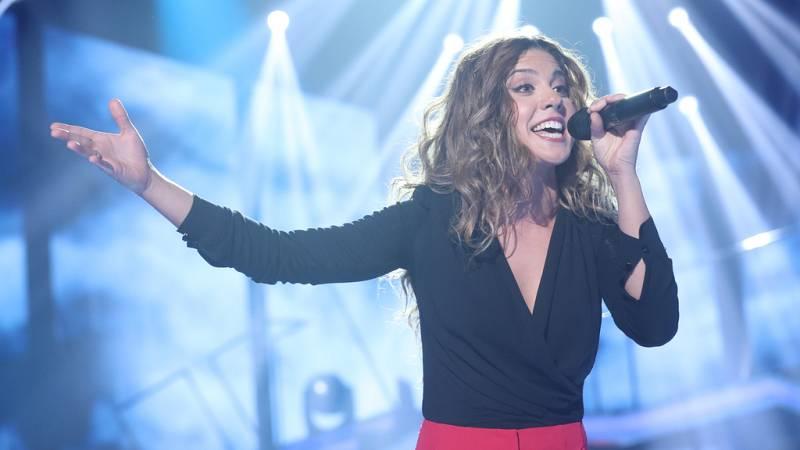 Operación Triunfo - Miriam canta 'Que te quería' en la Gala 6 de OT