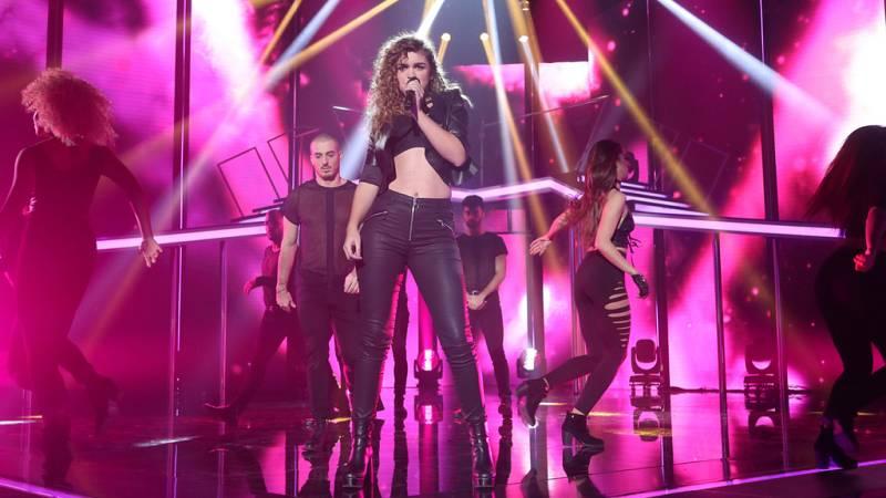 Operación Triunfo - Amaia canta 'So what' en la Gala 6 de OT