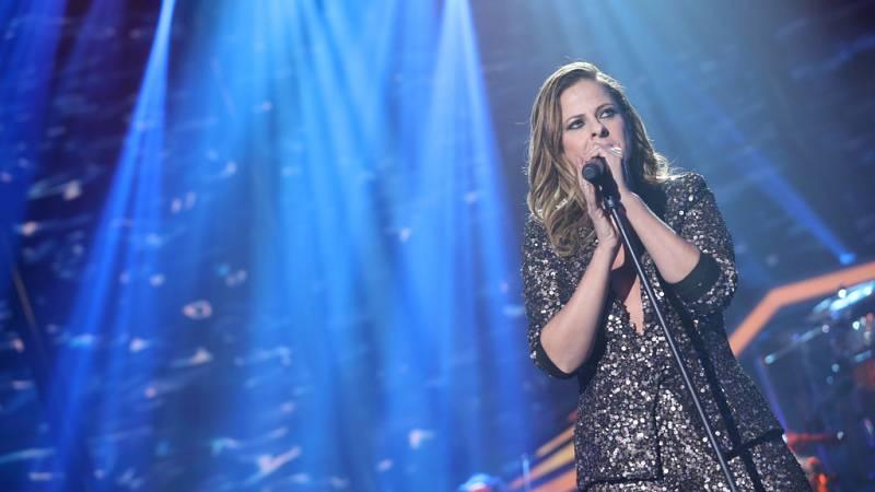 Operación Triunfo - Pastora Soler visita OT y canta su nuevo tema 'Tormenta'