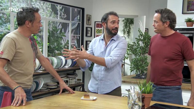 Torres en la cocina - Pere Estupinyá nos aclara si el flan es un sólido o un líquido
