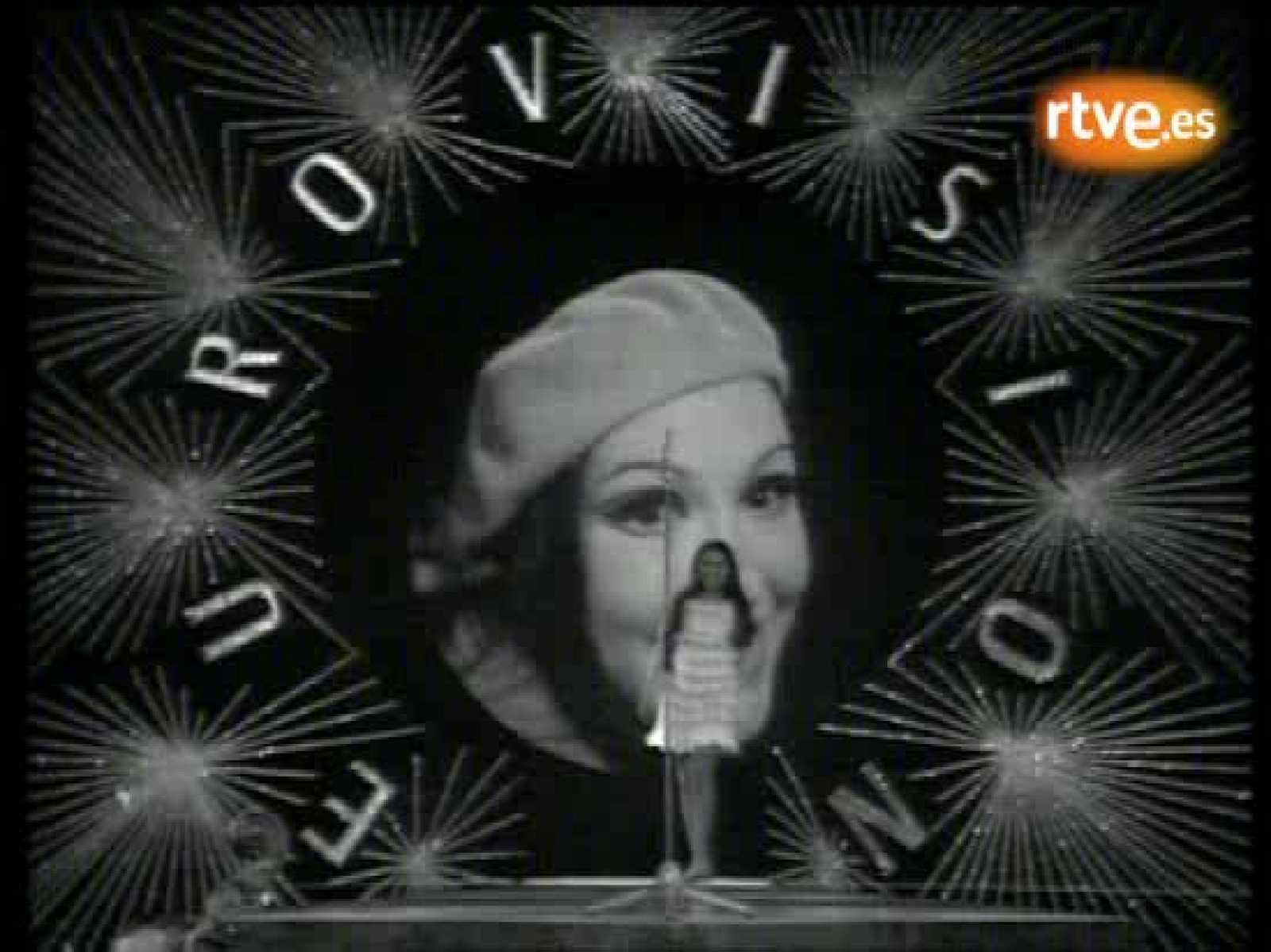 Massiel triunfa en el Festival de Eurovision de 1968