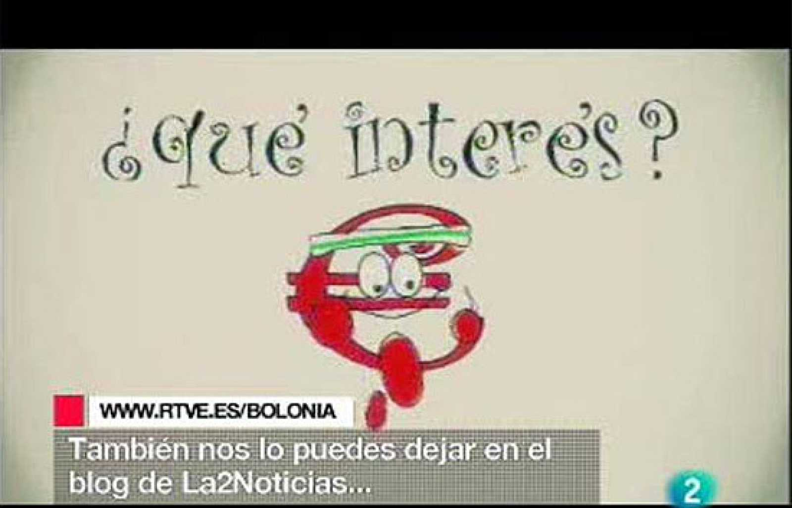 Visiones de Bolonia, en La 2 Noticias (Chencho onthemoon)