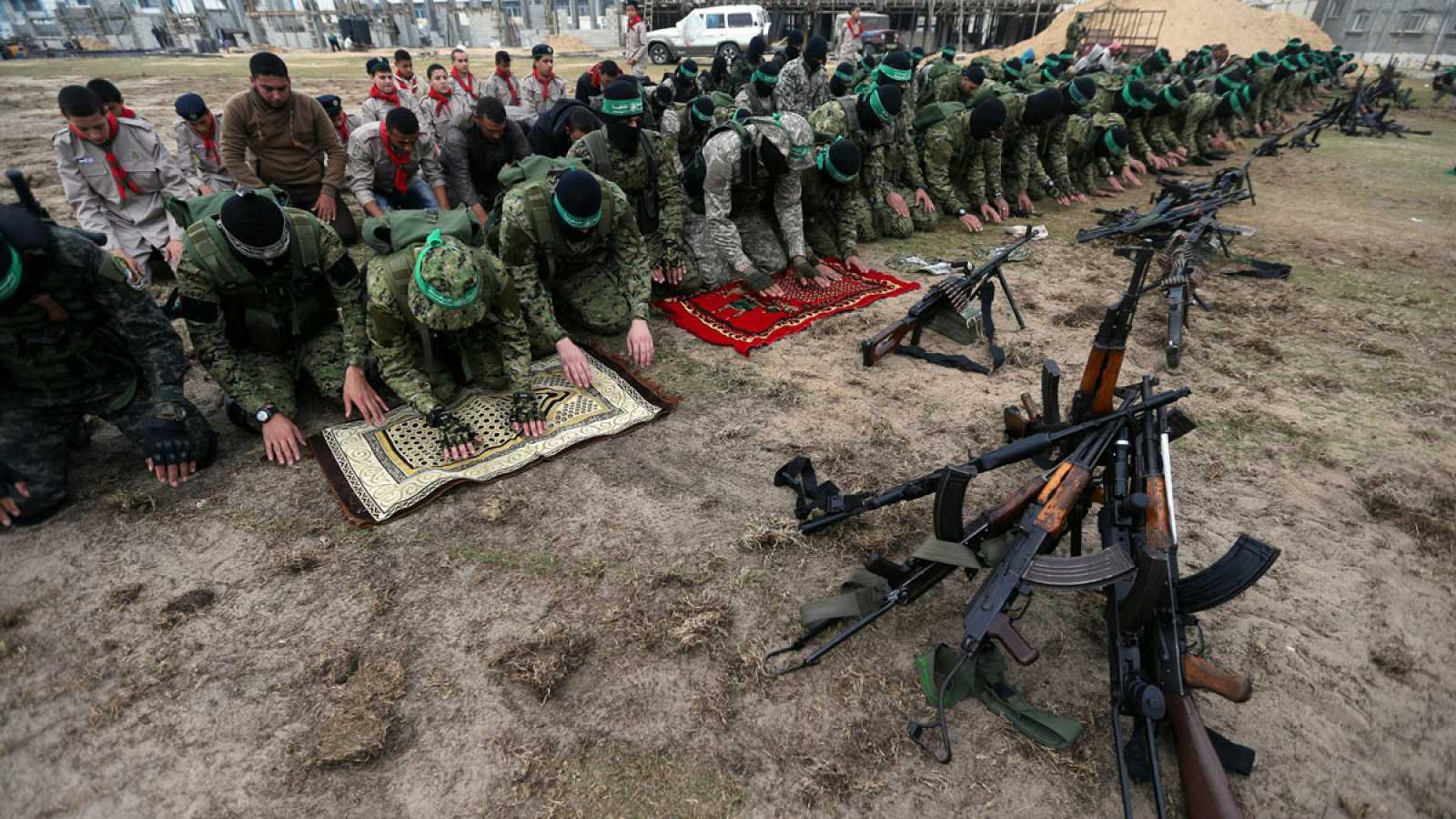 Treinta años de la Primera Intifada